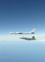 Американські винищувачі перехопили військові літаки РФ поблизу Аляски
