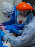 Кількість захворювань на COVID-19 в Україні перевалила за 20 тисяч