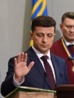 .Володимир Зеленський склав присягу президента України