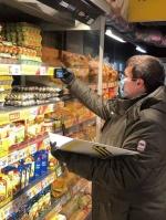 Ціни на продовольство зростають десятий місяць поспіль