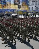 Через репетиції параду у Києві обмежать рух (інфографіка)