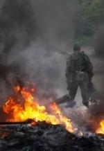 В районі Мар'їнки формування Росії відкривали вогонь — ООС
