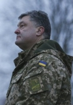 Порошенко затвердив межі окупованих районів Донбасу