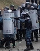 """Захист """"беркутівців"""" хоче перекласти вину за смерті на учасників Майдану - прокурор"""