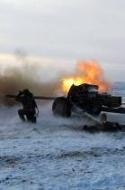АТО: 40 обстрілів, бойовики застосували 122-мм артилерію