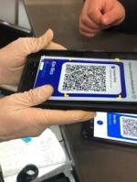 На планшети поліції встановили програму для перевірки covid-сертифікатів