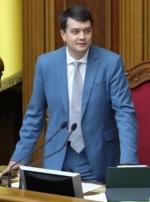 Разумков спростовує значне підвищення зарплат депутатів