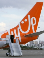 Суд призупинив ліцензію SkyUp, авіакомпанія закликає владу втрутитись