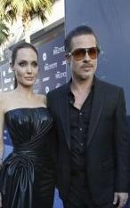 Джолі передумала розлучатися з Бредом Піттом