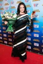 Софія Ротару відзначилася у Москві на врученні премії