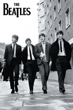The Beatles випустили кліп з архівними фото СРСР