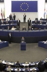 Європарламент не відновить роботу у Страсбурзі до березня