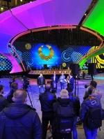 Сцена Євробачення-2017 вже повністю готова (фото)