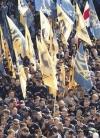 """Під Радою сталися сутички """"Нацкорпусу"""" з правоохоронцями (фото, відео)"""
