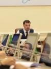Засідання Кабміну проводитимуться у закритому режимі — Гончарук (фото)
