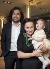 Олена Мозгова пригадала, як вагітною одружилась