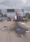 Під Житомиром маршрутка в'їхала у фуру – 10 загиблих і 10 травмованих (фото)