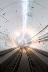 Маск відкрив швидкісний тунель під Лос-Анджелесом (фото, відео)