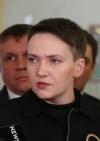 Савченко заявила про свої амбіції: готова очолити Міноборони або МЗС