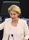 Нова очільниця Єврокомісії виступила за збереження санкцій проти Росії