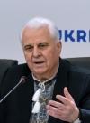 Кравчук погодився очолити українську делегацію в ТКГ (відео)