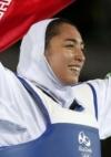 Єдина олімпійська призерка відмовилася виступати за Іран