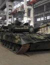 Українські військові отримали модернізовані танки Т-80БВ (фото)