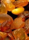 Рада зменшила ренту за видобуток бурштину