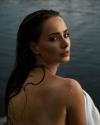 Ксенія Мішина в купальнику подякувала літу