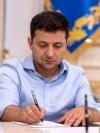 Зеленський підписав закон про харчування дітей переселенців