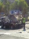У Києві загинув керівник спецназу ГУР від вибуху автомобіля (відео)