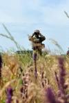 """На Донбасі окупанти п'ять разів порушили """"тишу"""", один боєць поранений"""
