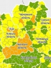 "МОЗ оновило карантинні зони: майже вся Україна ""жовта"""