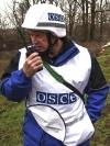 Спостерігачі ОБСЄ потрапили під обстріл на Донеччині