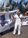 У центрі Києва - акція проти партії Шарія та ОПЗЖ (фото)