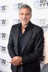 Джордж Клуні потрапив під авто