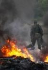 Формування Росії відкривали вогонь із підствольного гранатомета