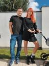 Світлана Тарабарова замилувала мережу відео з 2-місячною донькою