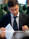 Зеленський призначив представника у політичній підгрупі ТКГ