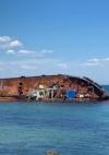 """Адміністрація морпортів оголосила конкурс із підйому танкеру """"Delfi"""""""