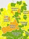 """Дві області не відповідають вимогам """"зеленої"""" зони"""