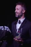 Бабкін став «співаком року» за версією ELLE Style Awards