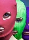 Pussy Riot влаштували акцію на підтримку режисера