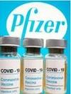 """В Україну прилетіла партія вакцин """"Pfizer"""" від COVAX"""
