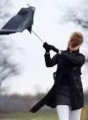 В Україні оголосили помаранчевий рівень небезпеки через сильний вітер