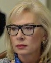 Денісова просить міжнародні організації вимагати у Путіна звільнення політв'язнів