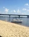 На 12 пляжах Києва виявили кишкову паличку