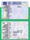 Уряд затвердив нові бланки посвідчень водія
