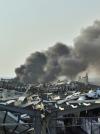 Кількість жертв вибухів у Бейруті зросла до 157