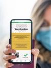 Зелений та жовтий внутрішні COVID-сертифікати анонсують у МОЗ